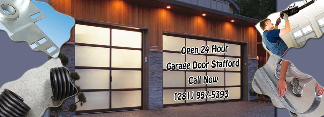 Garage Door Emergency Service 24 Hour Stafford Texas