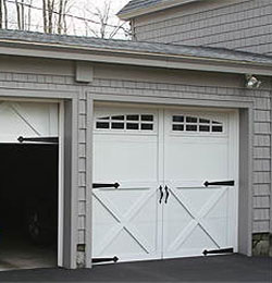 Garage Doors in Stafford Texas